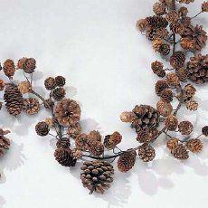 Google Image Result for http://2.bp.blogspot.com/-yAWtGgfalvU/TsJuIeKgmDI/AAAAAAAAIok/1jwrI4xPhlQ/s400/Natural-Pine-Cone-Garland-55_23CC90B5.jpg