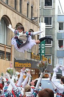 Carnival in Germany, Switzerland and Austria - Wikipedia, the free encyclopedia