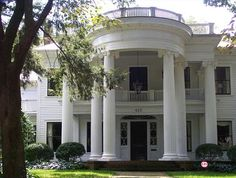 OldHouses.com - Neoclassical House For Sale In Charlotte, NC