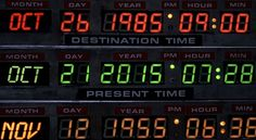 Are #policy makers stuck in time? See  Insights on long-term thinking http://oe.cd/18N  Yes, #BackToTheFuture