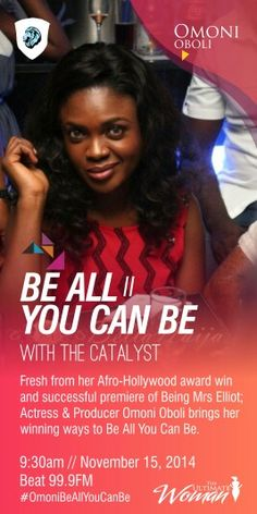 "Don't forget @omonioboli is coming to #BeAllYouCanBe tomorrow 9.30am on @THEBEAT999FM.   But let's talk about Habits some more tonight:   As I Watched ""Iyanla fix my life"" last night, I suddenly realized how many people need help with subtle dangerous and powerful internal HABITS they are unaware of.  I watched the episode about the toxic, hateful, spiteful relationship (A Classic case of HABITUAL Dishonor and Disharmony) between grandmother, mother and daughter. I immediately could see…"