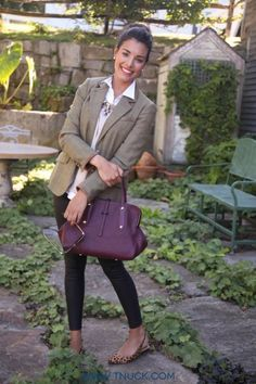 30 Stylish Fall Outfits For Work To Steal Styleoholic | Styleoholic