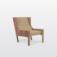 Another classic piece in a long line of De La Espada collaborations, the Bergère chair made its debut in 2005.