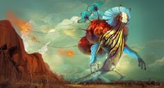 pictures of surreal art - Google Search