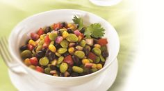Chili Bean Salad recipe and reviews -