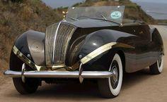 1939 Rolls-Royce Phantom III Vutotal Cabriolet