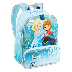 Frozen Light-Up Backpack - Personalizable | Disney Store