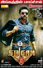 see our website below for singam 2 :  www.ticketnew.com/OnlineTheatre/online-movie-ticket-booking/tamilnadu-chennai/Singam-2.html  Tamil movie singam 2 produced by kalanidhi maran, Actor surya is casting as hero in this movie, Actress anushka cast as a heroin in singam 2 tamil movie, and other casting with surya, anushka, hansika actres in singam 2. Tamil movie singam 2 directed by hari he was done film work such as story, screen play, dialog and such important work in this movie, music…