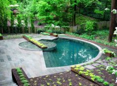 If It's Hip, It's Here: UPDATED: Pool Porn. 50 Outstanding Pool and Spa Designs By Lewis Aquatech.