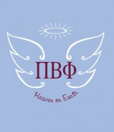 Pi Beta Phi- Heaven on Earth #piphi #pibetaphi