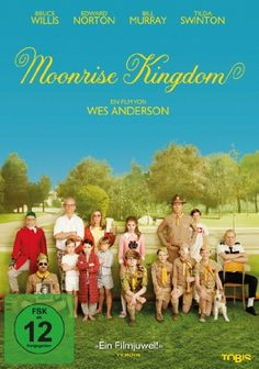 Moonrise Kingdom: Amazon.de: Bruce Willis, Edward Norton, Bill Murray, Frances McDormand, Tilda Swinton, Jared Gilman, Kara Hayward, Jason S...