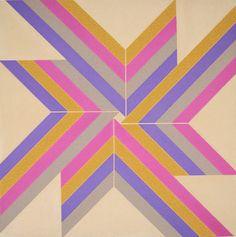"""Pink Plant with Shadow #1,"" 2014, Jonas Wood"