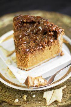 Deep-Dish Pumpkin-Meringue Pie | Recipe | Pie Recipes, Pies and Martha ...