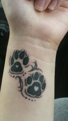 My new tattoo! - Lilly's Tattoo - My new tattoo! – Lilly's Tattoo You are in the right place abou - Tattoos Skull, Dog Tattoos, Mini Tattoos, Animal Tattoos, Body Art Tattoos, Small Tattoos, Tattoos Tribal, Tatoos, Tribal Tattoo Designs