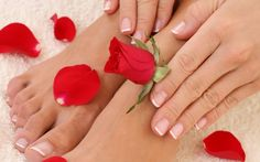 Care For Your Hands And Feet – Manicure And Pedicure