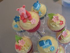 cupcakes made by Sweet Treacle