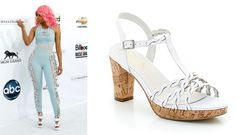 url: http://gtl.clothing/advanced_search.php#/id/C-STYLE-BISTRO-22e9f7f6438b3e32ba2c5e154490e1c012298253#NickiMinaj #Versace #platformsandals #Shoes #2011BillboardMusicAwards #fashion #lookalike #SameForLess #getthelook @Versace @NickiMinaj @gtl_clothing