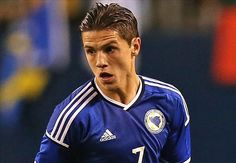 Everton sign Besic on five-year deal