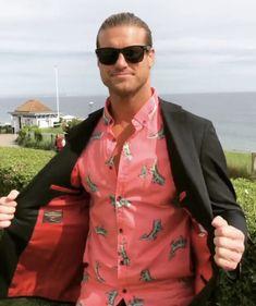 Dolph Ziggler, Wwe, Wrestling, Shirt Dress, Mens Tops, Shirts, Fashion, Lucha Libre, Moda