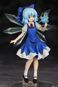 Touhou Project:Ice Fairy of the Lake, Chrno 1/8 Scale  https://www.facebook.com/TheNewDollTimes