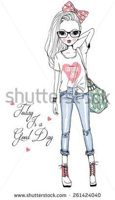 Sketch Dress Stockfoto's, afbeeldingen & plaatjes | Shutterstock