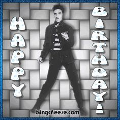 12 Top Happy Birthday Elvis Images