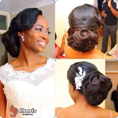 Gorgeous Bridal Hairstyle Inspirations -Presents Gorgeous Bridal Hairstyle Inspirations - Nice black girl hairstyles Wedding Hair Styles for Black women - Reny styles 60 Mind Blowing Quinceanera Hairstyles for Long Hair Shaved Side Hairstyles, Indian Hairstyles, Girl Hairstyles, Braided Hairstyles, Wedding Hairstyles, Quinceanera Hairstyles, Hairstyles Videos, Hairstyles 2018, Bridal Hair Updo