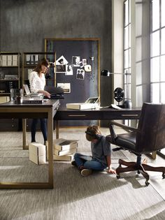 Hooker Furniture - Curata Writing Desk - 1600-10473-DKW