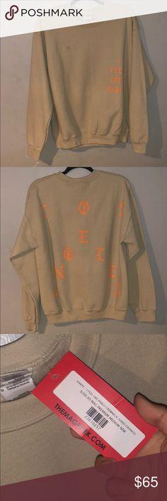 130e76e3723c8 Saint Pablo Los Angeles Crewneck 100% Authentic Purchased from Magnolia Park  Yeezy Sweaters Crew  amp