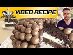Maltesers Chocolate Cake - YouTube