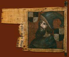 http://www.kreativoli.de/ritterwelten/ausstellungsstuecke.php?id=9 Beutegut aus der Schlacht von Giengen 1462 – Herzog Ludwig der Reiche besiegt den Markgrafen Albrecht Achilles
