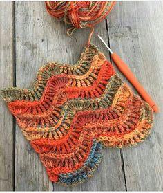 Good night wish photo Suhan - Womens Style Crochet Motifs, Crochet Blocks, Crochet Stitches Patterns, Tunisian Crochet, Baby Knitting Patterns, Crochet Designs, Stitch Patterns, Knit Crochet, Knitting Blogs