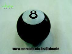 Dichavador Bola 8   www.mercado.etc.br/dixiearte