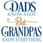I think I'm in love with this design from the Silhouette Design Store! Grandpa Quotes, Fathers Day Quotes, Fathers Day Crafts, Happy Fathers Day, Phrase Cute, Silhouette Design, Silhouette Cameo, Grandma And Grandpa, Grandpa Gifts