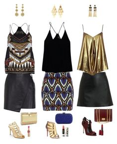 Dancing the night away by kruhdahian on Polyvore featuring polyvore, fashion, style, River Island, Wilfred Free, Helmut Lang, T By Alexander Wang, Alexandre Birman, Christian Louboutin, Sergio Rossi, Marlafiji, Zoe Adams, Urban Expressions, Marco Bicego, Irene Neuwirth, H&M, MAC Cosmetics, Anna Sui and clothing
