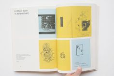 Non Stop Poetry: The Zines of Mark Gonzales by Philip Aarons & Emma Reeves