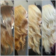 How To: Formula and Steps to Safely Go From Brunette to Blonde | Modern Salon