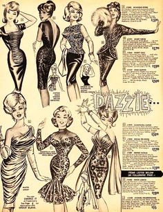 Page 10 of the Fall 1963 Frederick's of Hollywood catalog