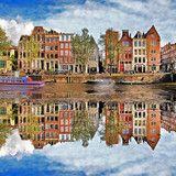 beautiful Amsterdam Holland
