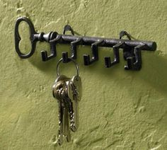 Key Shaped #Key Holder | CoolShitiBuy.com