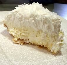 National Coconut Cream Pie Day - May 7, 2012. Click on link for recipe.