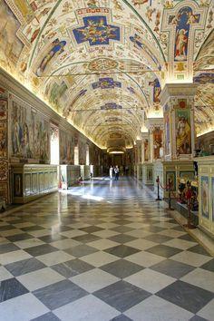 Musei Vaticani, una bellezza unica al mondo!
