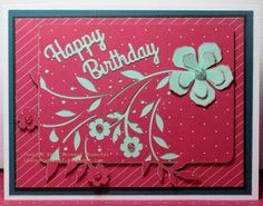 I Luv Scrapping Too: Happy Birthday - Color Dare #233