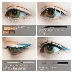 DAZZSHOP(@dazzshop)さん | Twitter Makeup Inspo, Beauty Makeup, Hair Makeup, Pretty Makeup, Makeup Looks, Asian Makeup Tips, Korean Make Up, Everyday Makeup, Makeup Forever