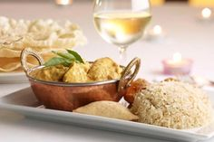 Based in the heart of Glasgow, Café India boasts authentic, fresh cuisine served by friendly staff. And today we're offering you up to off an 'all-you-can-eat' Indian lunch for 2 or Cafe India, Poppadoms, Onion Bhaji, Vegetarian Platter, Mixed Grill, Tomato Gravy, Lamb Curry, Indian Food Recipes, Ethnic Recipes