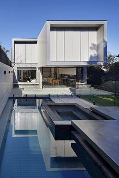 Molesworth St House / Chan Architecture