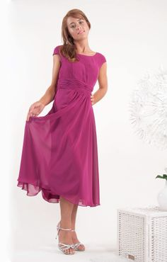 Beautiful Gino Cerruti bridesmaid dress