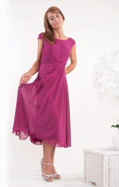 Beautiful Gino Cerruti bridesmaid dress