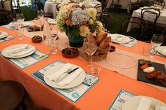 Other Pinners loved these ideas & Spanish aprons design by Bay Leaf Catering | Spanish Fiesta ...