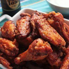 Classic Buffalo Wings - I Breathe... I'm Hungry...